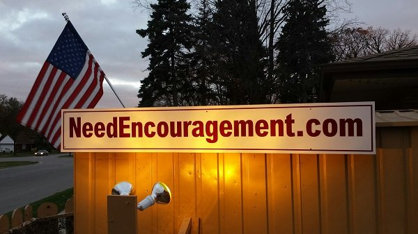 Need Encouragement.com