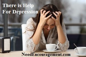 There Is Help For Depression!