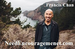Francis Chan Shares About His Younger Years!