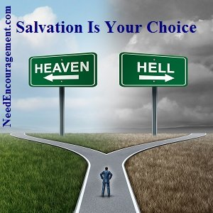 The Free Gift Of Salvation Will Change Your Life!