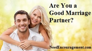 Some Keys To What Makes A Good Marriage?