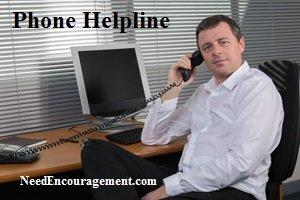 Prayer & Phone Helplines 1-800-633-3446