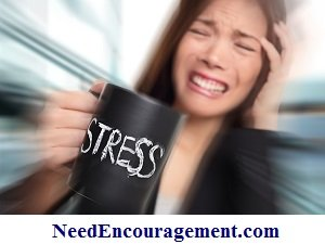 Problems are inevidable, stress is optional!