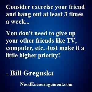 How Much Do You Exercise Each Week?