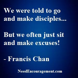 Francis Chan Shares Some Good Lessons!