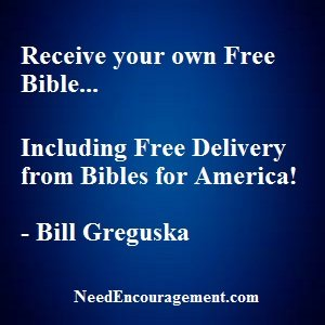Would you like a free Bible?