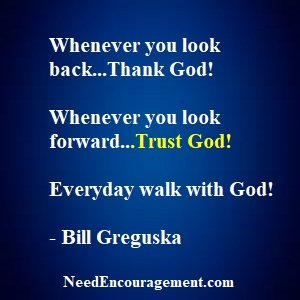 Trust In God, There Is No Better Way!