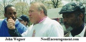 John Wegner Very Active In Prayer Ministry!