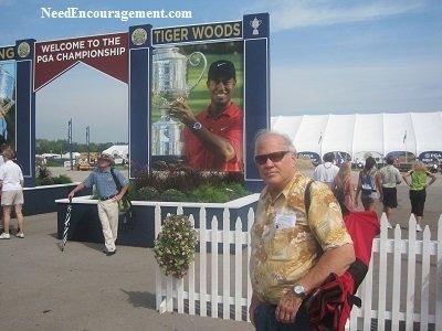 PGA Tourament John Wagner NeedEncouragement