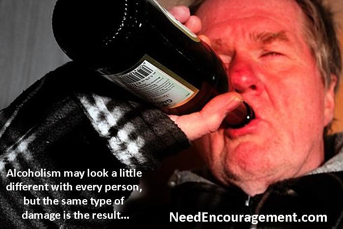 Drinking problem!