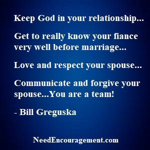 Prevent divorce by trusting in God!