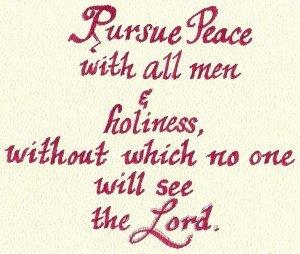 PursuePeace