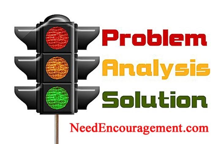 Solve problems...