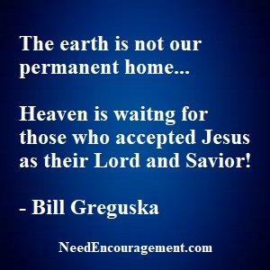 Jesus Wants To Welcome YouInHeaven!