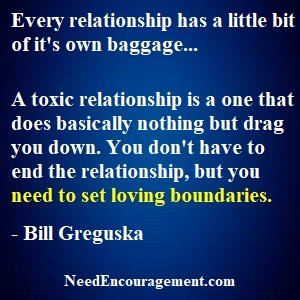 Are You In Any Toxic Relationships?