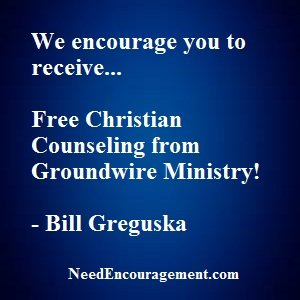 Free Christian Counseling To Point You To Jesus!
