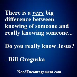 Do You Want To Know Jesus Christ? Yes - No