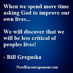 Would You Like To Improve Your Life?