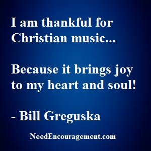 Christian Music Is A Praise To God!