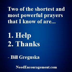 Powerful Prayers From The Heart!
