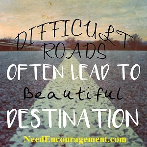 Examing your life and get on the narrow road!