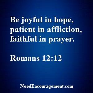 Do You Need Prayer?