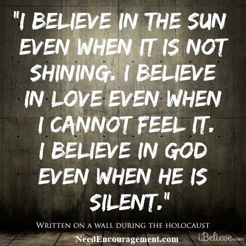 Miracles happen praise God!