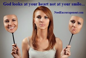 God looks at your heart!