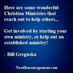 Ministries Listed On This Page: