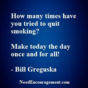 Quit Smoking Now And Save Your Life!