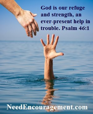 Reach out to God for his help!