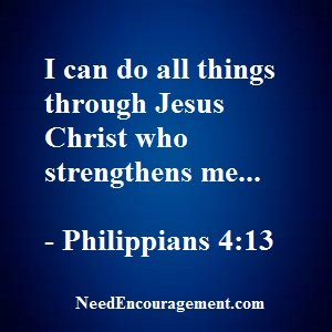 The Power Of Christian Affirmation!