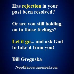 Rejection Hurts, God Comforts His People!