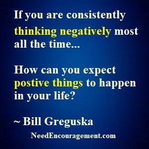 End negativity today!