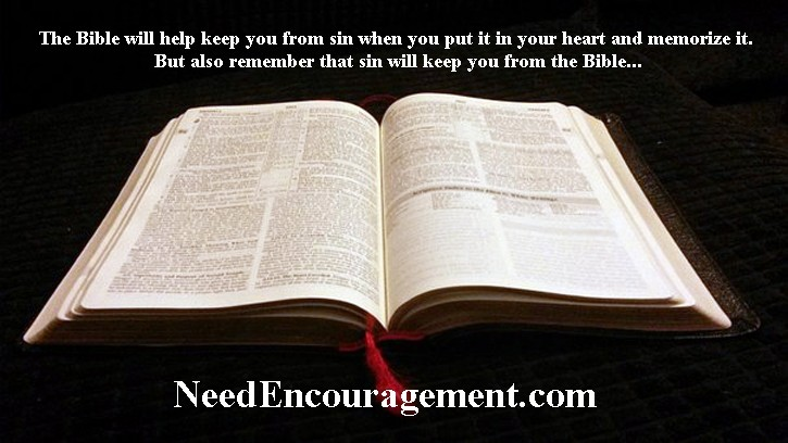 Biblical encouragement