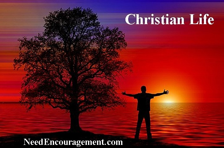 Christian life can be difficult