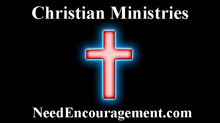 Christian ministries