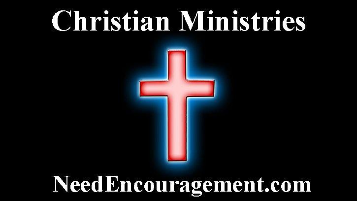 Christian ministries