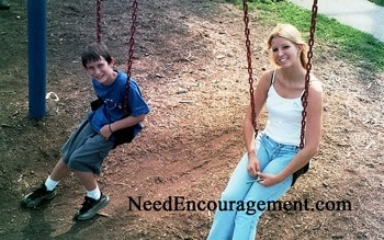 Encouragement for teens!