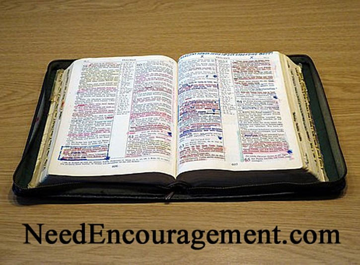 God's word is a lamp unto my feet!