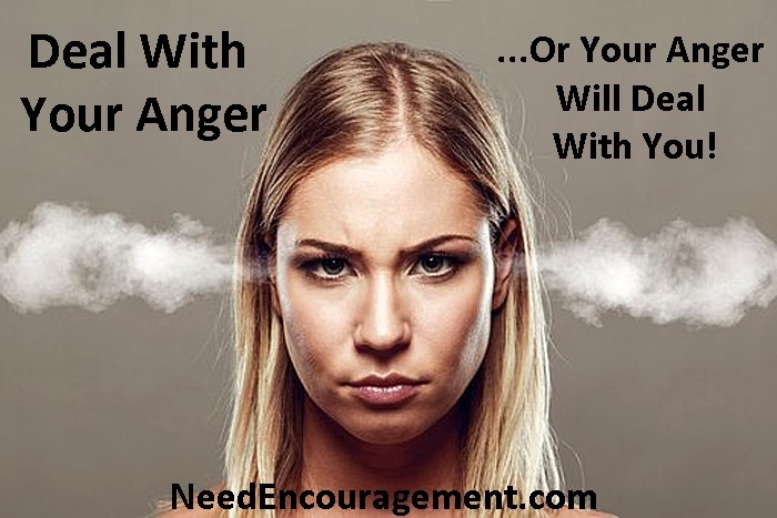 Anger needs to be in contol