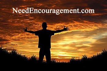 Encouragement for men