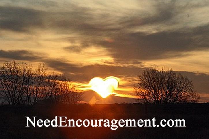 General Encouragement...