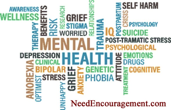 Mental illness is something that can be lived with.