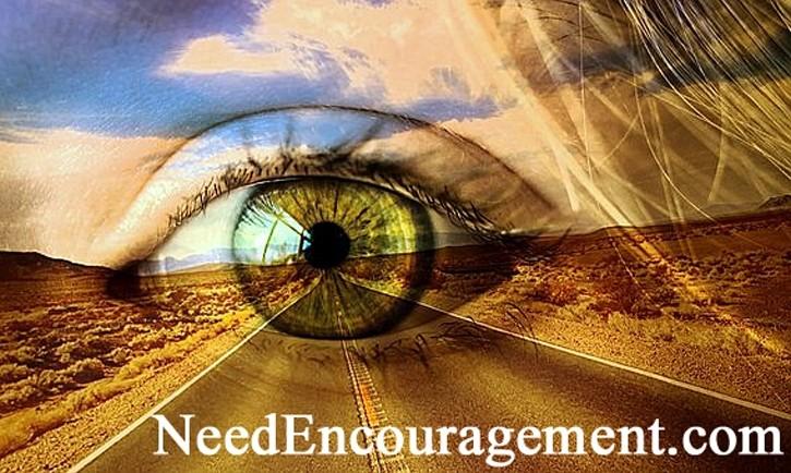Personal encouragement!