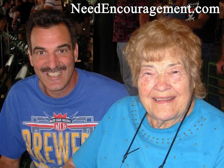 Bill Greguska and my mom Diana Greguska