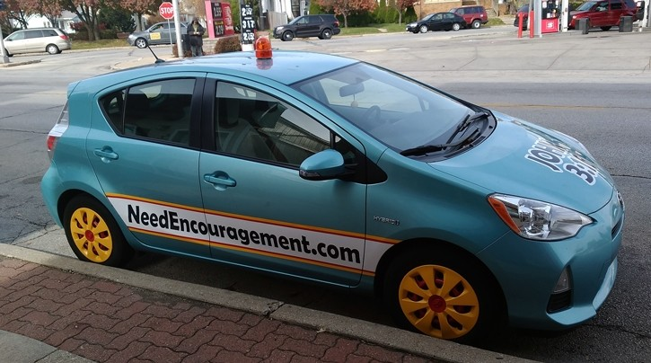 The Encouragement Mobile!