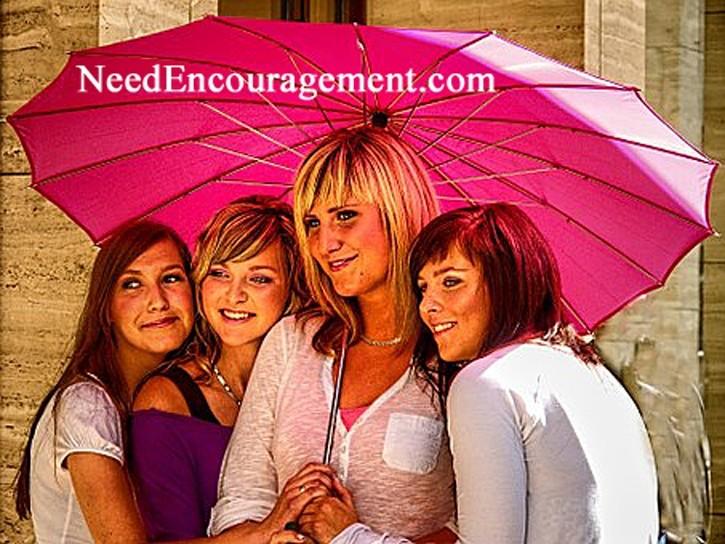 Encoiuragement for women!