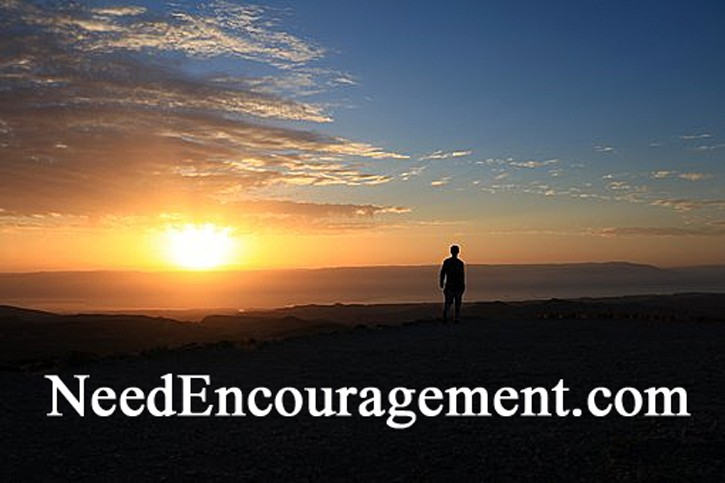 Find contentment!