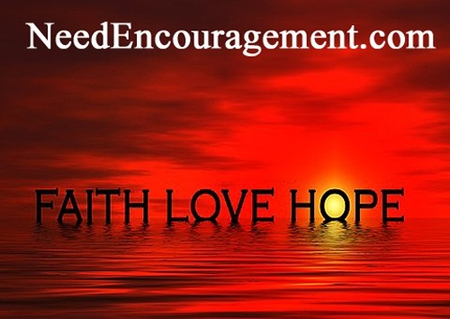 Encouraging Bible verses to help you find hope!
